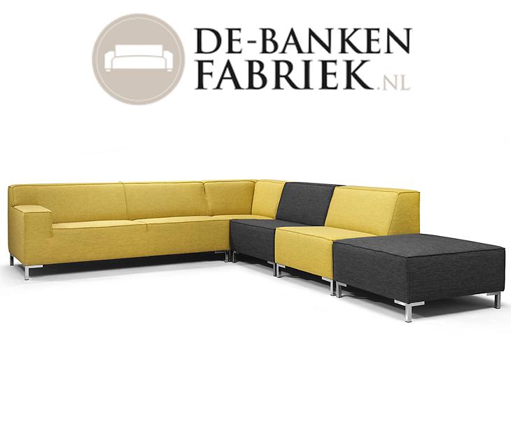 Nederlands Merk Bankstellen.Nederlandse Design Banken De Bankenfabriek