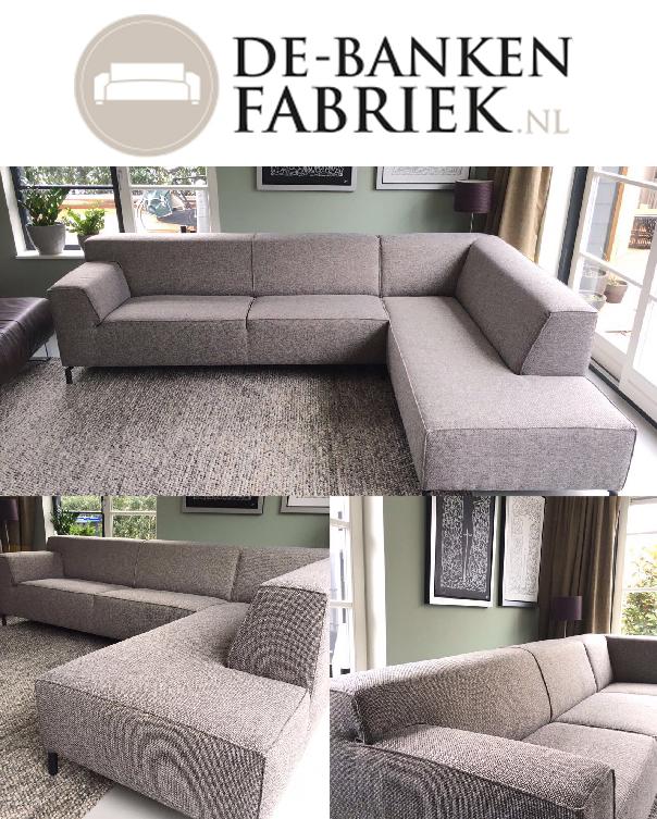 Heerlijke comfortabele zitbank
