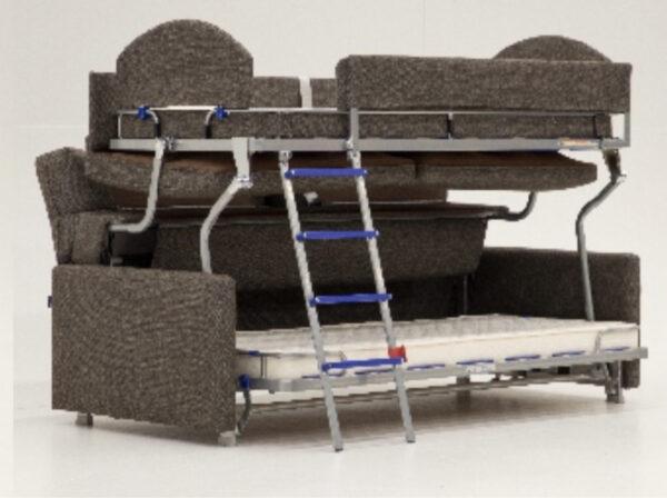 Stapelbedbank Elevate bunk