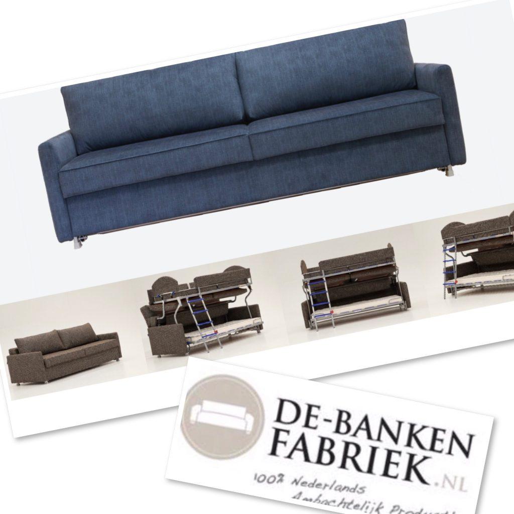 Van Til Alkmaar Slaapbank.Slaapbank De Bankenfabriek