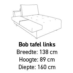 Bob tafel links