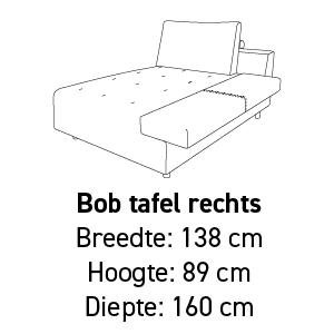 Bob tafel rechts
