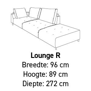 Lounge rechts